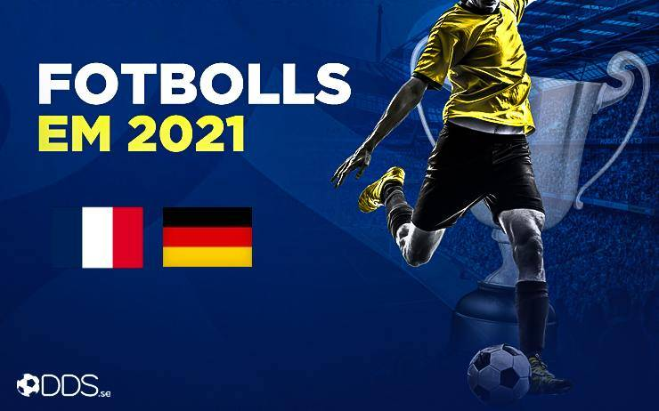 Fotbolls-EM-2021-frankrike-tyskland