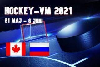 Kanada Ryssland Ishockey VM