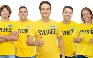 Svenska-fans
