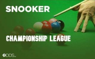 SNOOKER-championship-league
